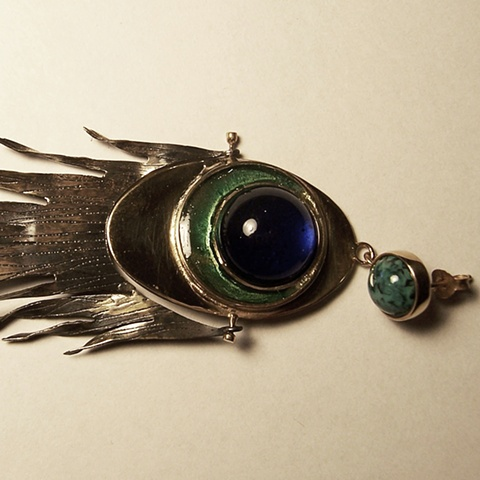 Peacock Feathers / Plumas de Pavo Real