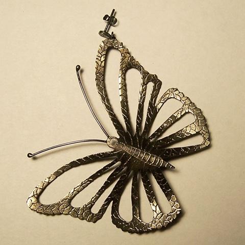 Butterfly Solitary / Solitario de Mariposa