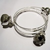 Brazalete de Cascabeles Africanos African Bells Bracelet