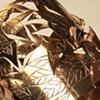 Pulsera de Hojas Leaf Cuff Bracelet Detalle / Detail