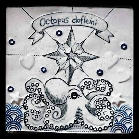 Treasure Map: Octopus Tile