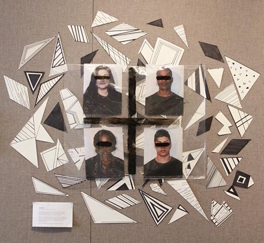 Installation by Christ Turton and Sadie McLaughlin