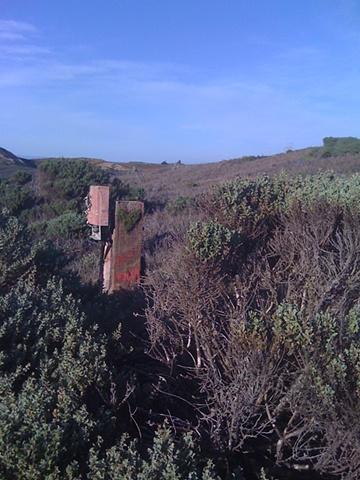 Fort Ord Field Artillery Target Range, Monterey