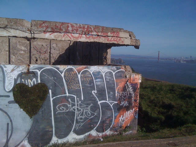 NIKE Missile Site, Fort Barry, Marin Headlands