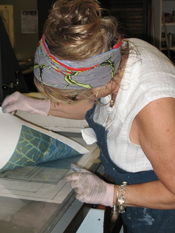 Working at Pickwick Press