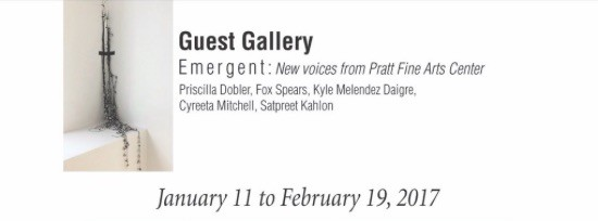 GROUP EXHIBITION: Emergent