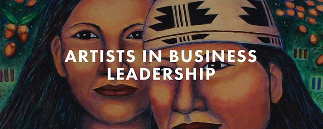 FELLOWSHIP: First Peoples Fund - Artists in Business Leadership Program