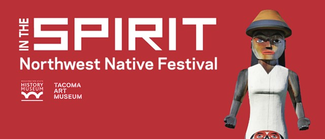 PUBLIC PROJECT: In the Spirit - Northwest Native Festival
