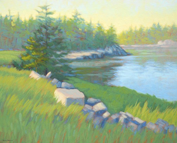 Soft Morning Light Available at Yarmouth Frame & Gallery