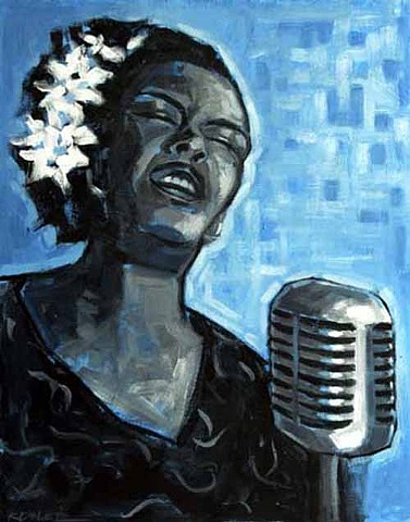Billie Holliday SOLD