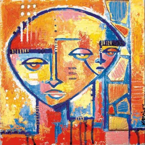 Mother and Child SOLD