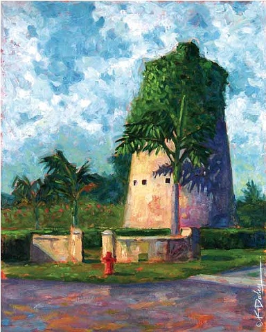 Old Sugar Mill SOLD