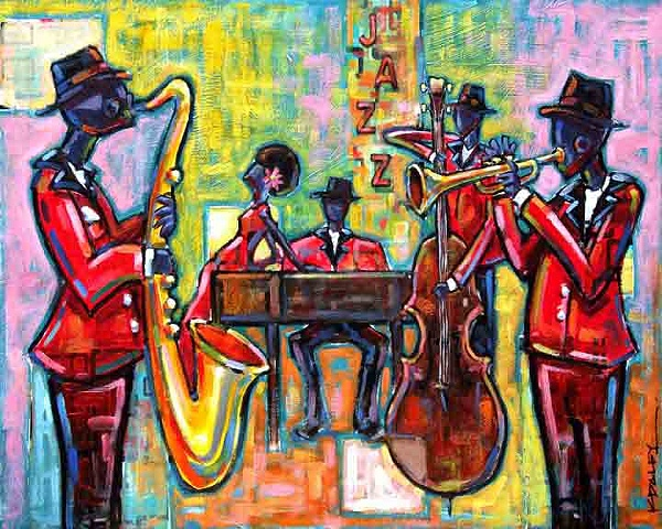 Jazz Band SOLD