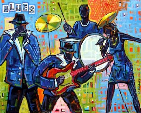 Blues Band SOLD