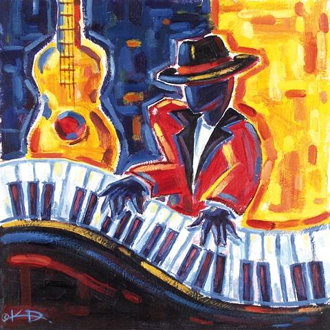 Jazz Hands SOLD
