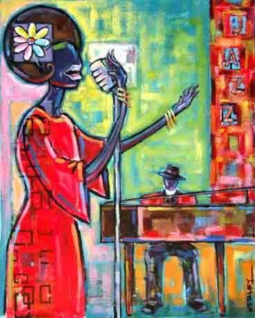 Jazz Singer SOLD