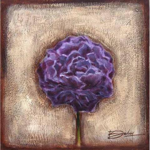 Violet Peony
