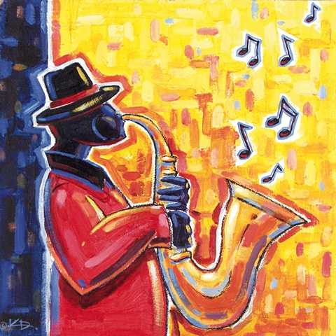 Just Jammin' II SOLD