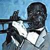 Louis Armstrong SOLD