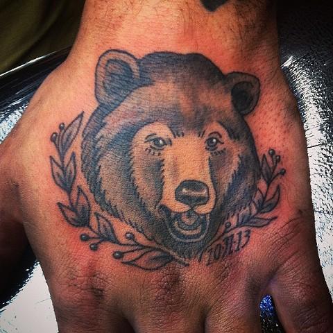 the bear man