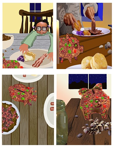 Every Holiday (Episode B-Title TBA) Storyboard  Pg 2