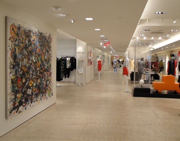 BAMart Silent Auction/Bergdorf Goodman