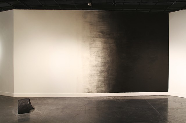 Value Drawing (Installation view)