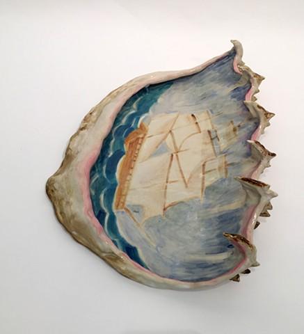Secret of the Sea Series: Clam Shells