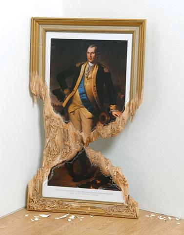 George Washington Chopped