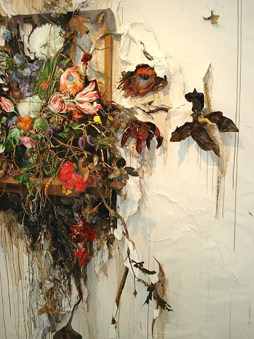 Flower Frenzy (detail)