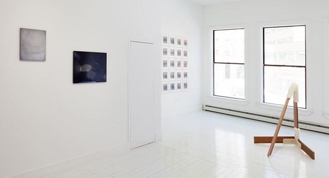 Exceptional Objects :: Installation view