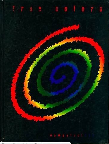 """True Colors"" (Book Cover)"