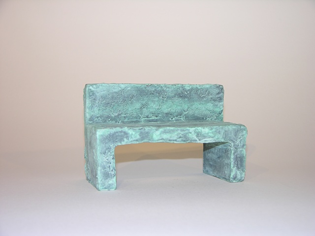 """Kingswood Bench"" was cast at Cranbrook"