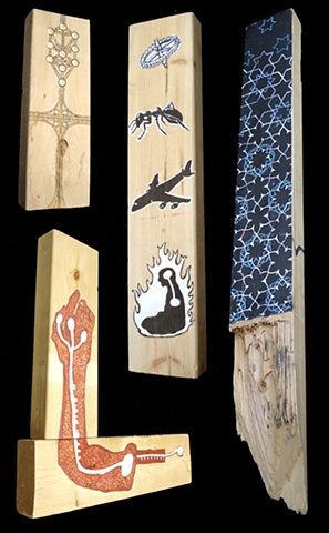 Assorted 2x4's (2002-2005)