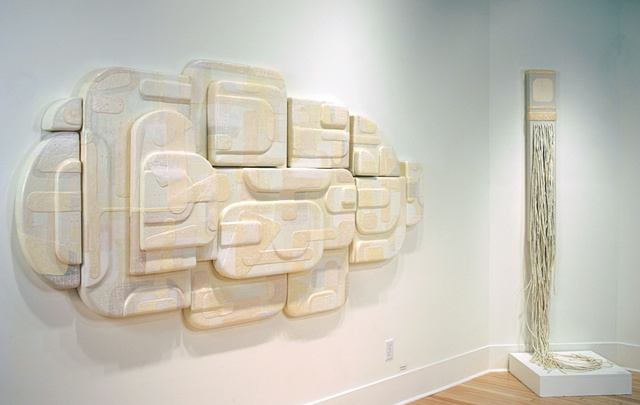 Cold Circuit with Untitled  (installation view)