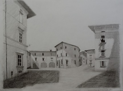 italy, Lucca, train, treni, pencil, paper
