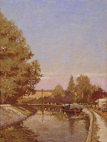 painting, france, plein aire, art