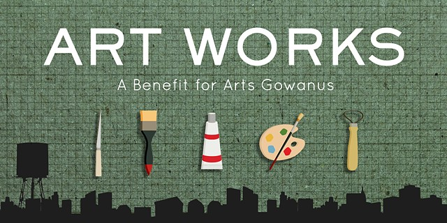 June 2016:  Arts Gowanus