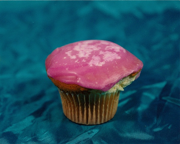 """""""Sense of Herself"""" (Pink Cupcake) 1 out of over 750 different images 1995-present"""