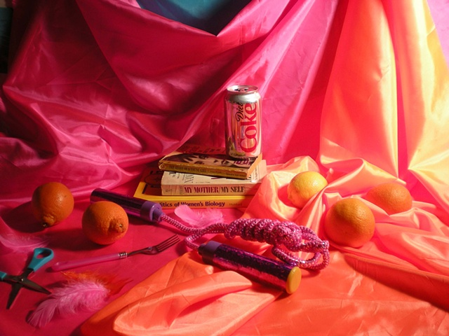 """""""Still Life with Jump Rope and Diet Coke"""""""