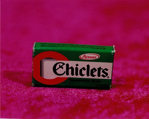 """Sense of Herself"" (Chiclets) 1 out of over 750 different images 1995-present"
