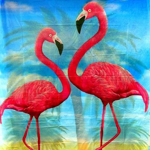 Sugar-Free Lemonade (A Summer Series-Flamingo Back Drop)