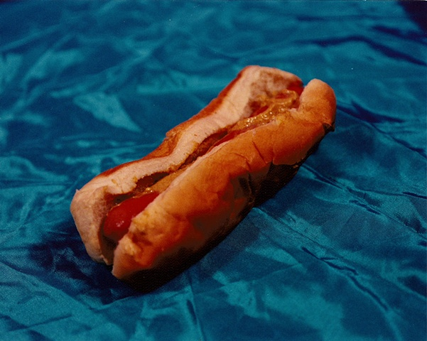 """""""Sense of Herself"""" (Hot Dog) 1 out of over 750 different images 1995-present"""