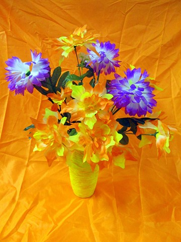 Can You Dig? A Chromatic Series of Floral Arrangements (Yellow)