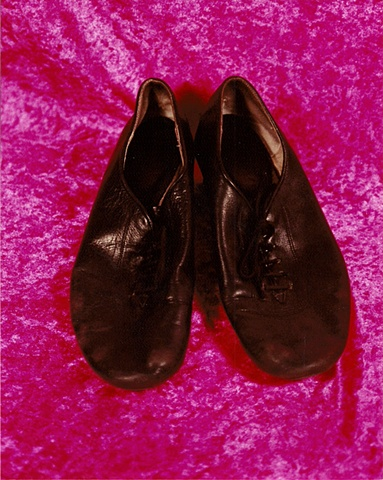 """""""Sense of Herself"""" (Dance Shoes) 1 out of over 750 different images 1995-present"""