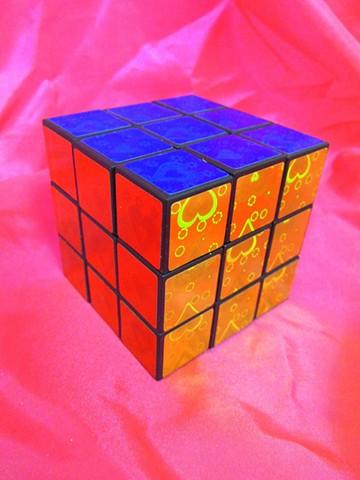 Sunshine Daydream (Imitation Rubrik's Cube)