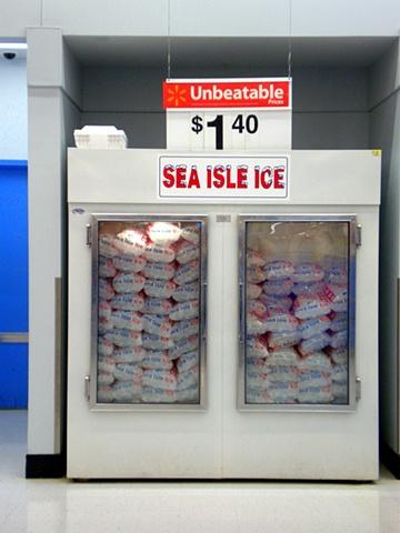 Ice Machine (Walmart, Tinton Falls, NJ)