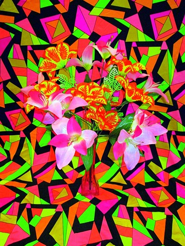 Can You Dig It? A Chromatic Series of Floral Arrangements (Pucci)