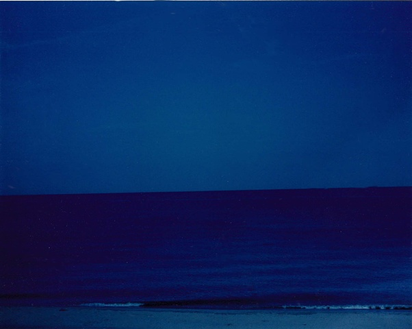 """The Ocean at Dusk (West End, NJ)"""