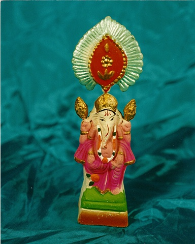 """""""Sense of Herself"""" (Ganesha) 1 out of over 750 different images 1995-present"""